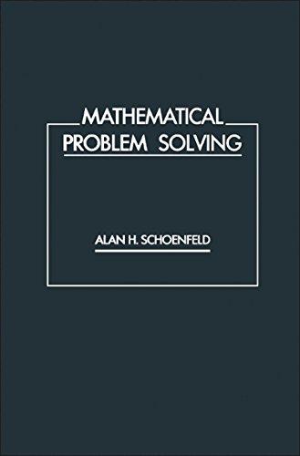 9780126288704: Mathematical Problem Solving