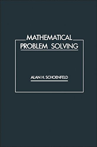 9780126288704: Mathematical Problem Solving