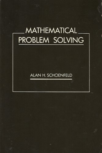 9780126288711: Mathematical Problem Solving