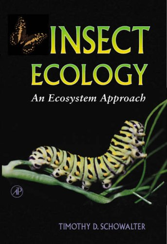 9780126289756: Insect Ecology: An Ecosystem Approach