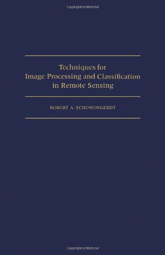 9780126289800: Techniques for Image Processing and Classifications in Remote Sensing