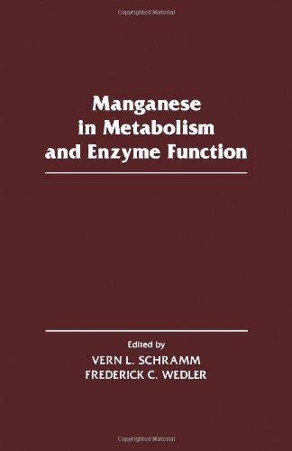 9780126290509: Manganese in Metabolism and Enzyme Function