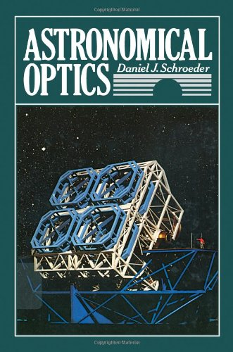 9780126298055: Astronomical Optics