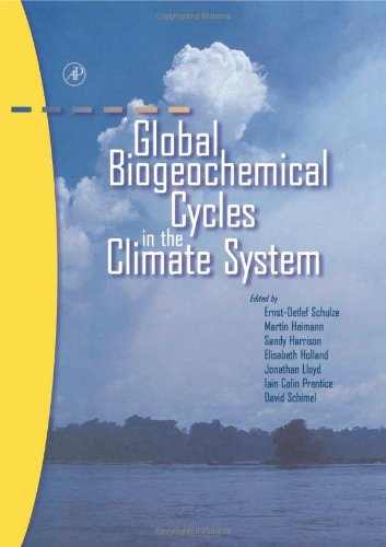 9780126312607: Global Biogeochemical Cycles in the Climate System