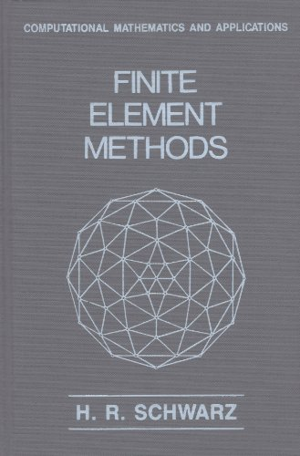 9780126330106: Finite Element Methods (Computational Mathematics and Applications)