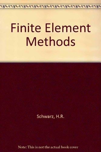 9780126330113: Finite Element Methods