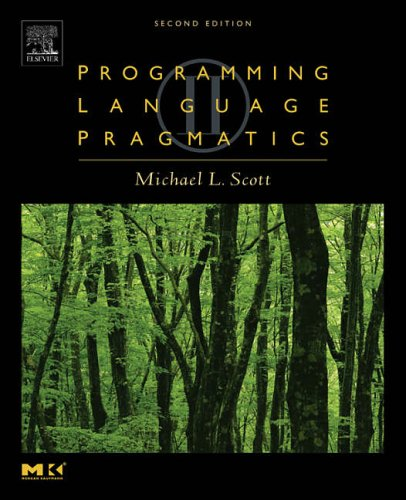 9780126339512: Programming Language Pragmatics
