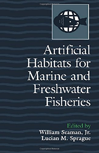 9780126343458: Artificial Habitats for Marine and Freshwater Fisheries