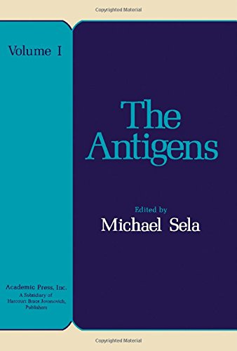 9780126355017: The Antigens, Vol. 1