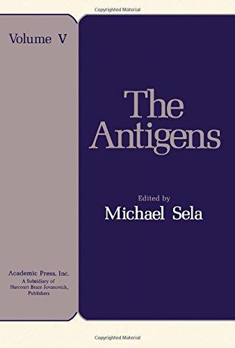 9780126355055: The Antigens, Vol. 5