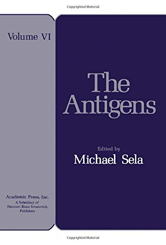 9780126355062: The Antigens, Vol. 6