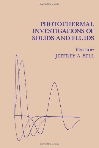 Photothermal Investigations of Solids and Fluids: Sell, J.A.