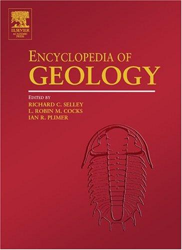 9780126363807: Encyclopedia of Geology, Five Volume Set (Encyclopedia of Geology Series)