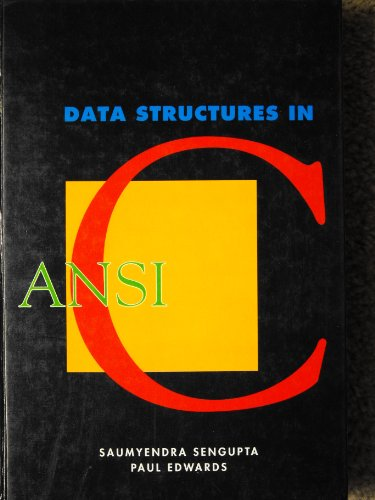9780126366556: Data Structures In Ansi