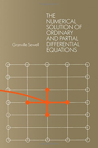 9780126374759: The Numerical Solution of Ordinary and Partial Differential Equations