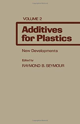 9780126375022: Additives for Plastics. Volume 2: New Developments (v. 2)