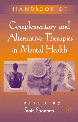 9780126382815: Handbook of Complementary and Alternative Therapies in Mental Health
