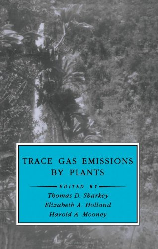 9780126390100: Trace Gas Emissions by Plants (Physiological Ecology)