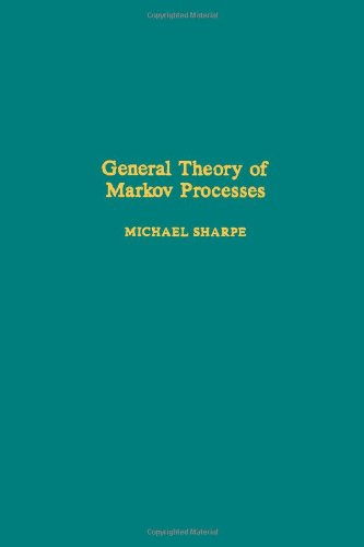 9780126390605: General Theory of Markov Processes (Pure and Applied Mathematics (Academic Pr))