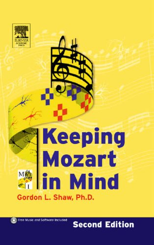9780126390612: Keeping Mozart in Mind