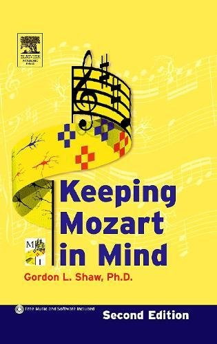 9780126390612: Keeping Mozart in Mind, 2nd Edition