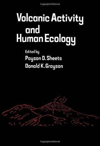 9780126391206: Volcanic Activity and Human Ecology