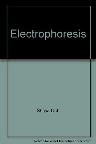 9780126392500: Electrophoresis