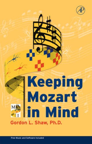 9780126392906: Keeping Mozart in Mind