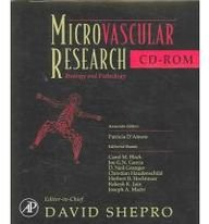 9780126395136: Microvascular Research CD: Biology and Pathology