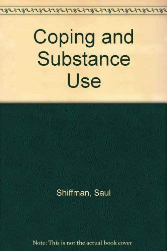 9780126400410: Coping and Substance Use