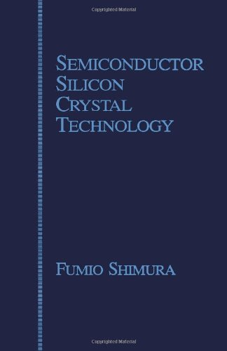 9780126400458: Semiconductor Silicon Crystal Technology