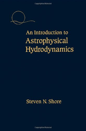 9780126406702: An Introduction to Astrophysical Hydrodynamics