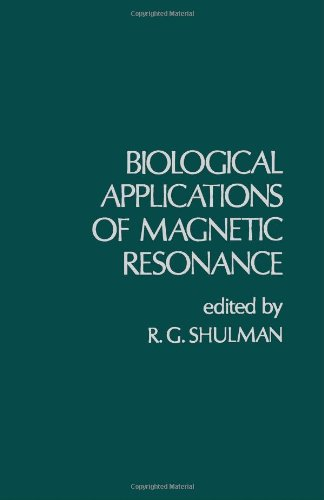 9780126407501: Biological Applications of Magnetic Resonance