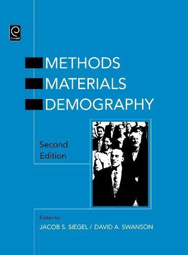 9780126419559: The Methods and Materials of Demography, Second Edition