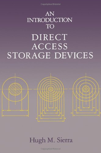 9780126425802: An Introduction to Direct Access Storage Devices (The Morgan Kaufmann Series in Computer Architecture and Design)