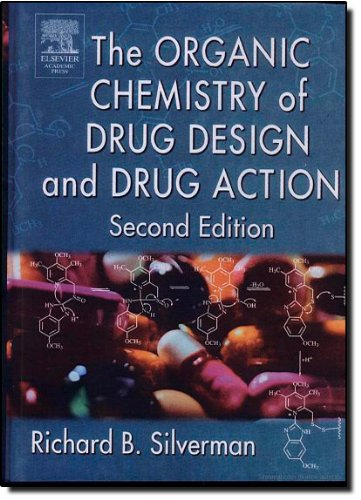 9780126437324: The Organic Chemistry of Drug Design and Drug Action, Second Edition