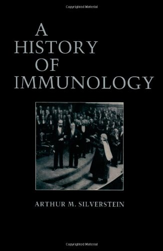9780126437706: A History of Immunology