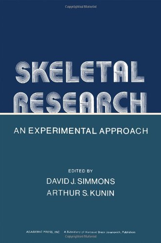 9780126441505: Skeletal Research: An Experimental Approach