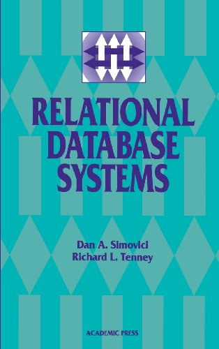 9780126443752: Relational Database Systems