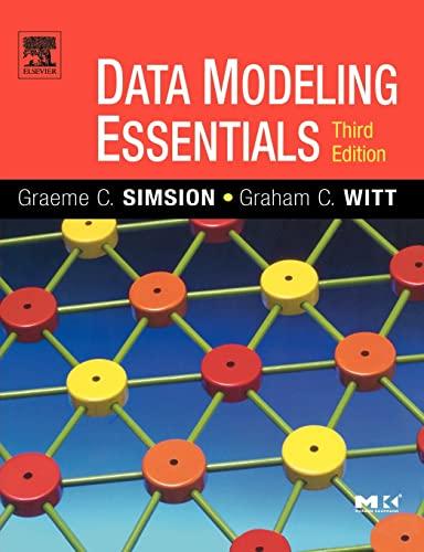 9780126445510: Data Modeling Essentials