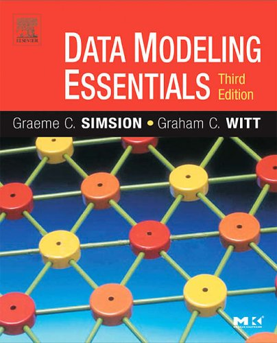 9780126445510: Data Modeling Essentials (The Morgan Kaufmann Series in Data Management Systems)