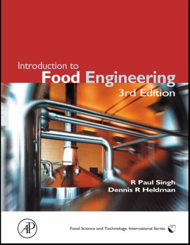 9780126463842: Introduction to Food Engineering (Food Science and Technology)