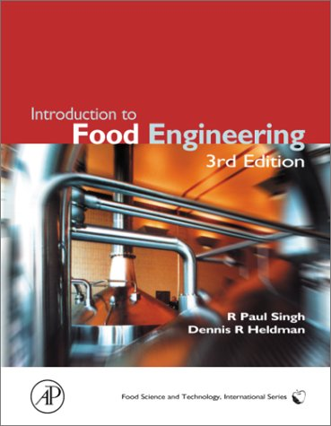 9780126463842: Introduction to Food Engineering, Third Edition (Food Science and Technology)
