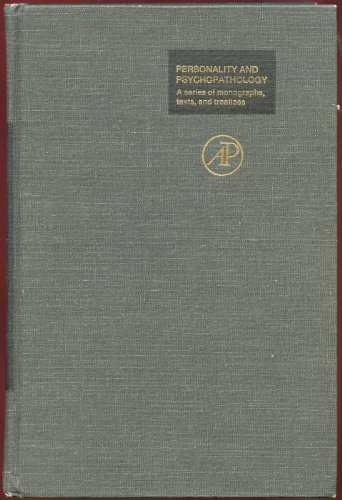 9780126466652: Imagery and Daydream Methods in Psychotherapy (Personality & Psycho-pathology Monographs)