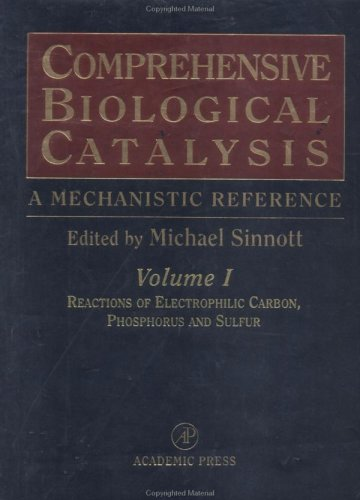 9780126468618: Comprehensive Biological Catalysis, Four-Volume Set: Comprehensive Biological Catalysis, Volume 1