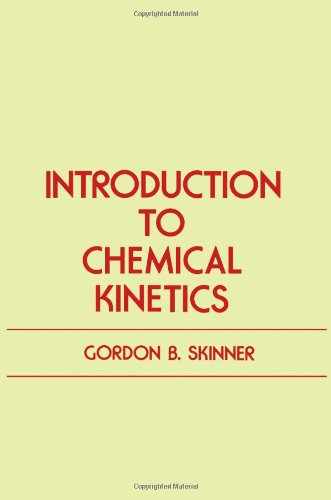 9780126478501: Introduction to Chemical Kinetics