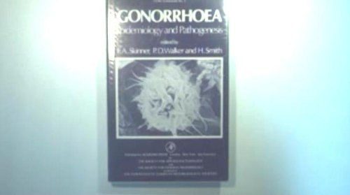 9780126480559: Gonorrhoea: Epidemiology and Pathogenesis (FEMS symposium)