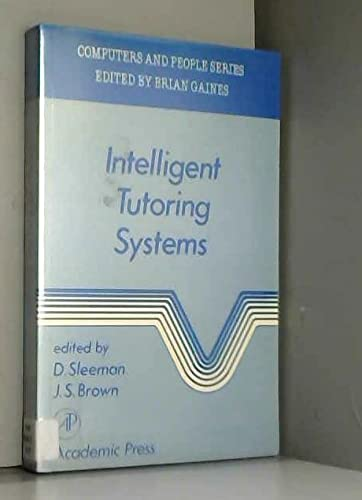 9780126486810: Intelligent Tutoring Systems (Computers and People Series)