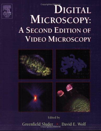 9780126491616: Digital Microscopy, Volume 72, Second Edition: A Second Edition of Video Microscopy (Methods in Cell Biology)
