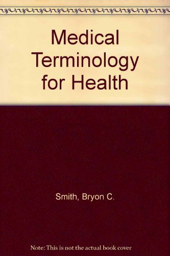 9780126503623: Medical Term Health Profession (with Software)